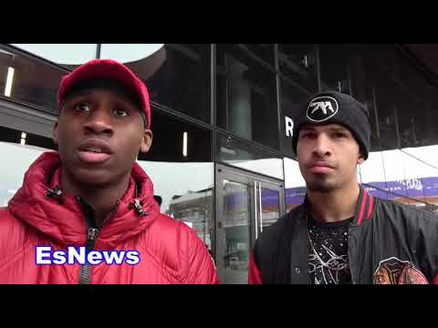 Gervonta Would Eat Up Ryan Garcia Says Zachary Ochoa EsNews Boxing
