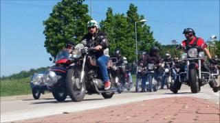Salida Club Motos Clásicas de Budapest - Pannonia Mgtsz