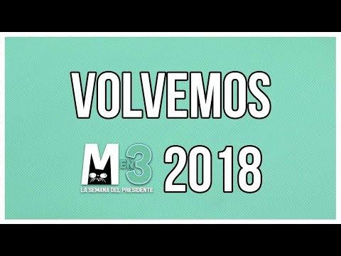 VOLVEMOS - Macri en 3 2018