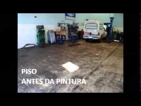 Epoxi globalcolor pintura de piso de oficina aut youtube for Don piso oficinas