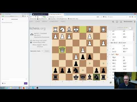 Chess Cruncher TV 12 5 2017