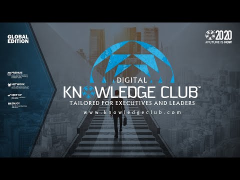 Digital Knowledge Club 2020 - Betsy Myers