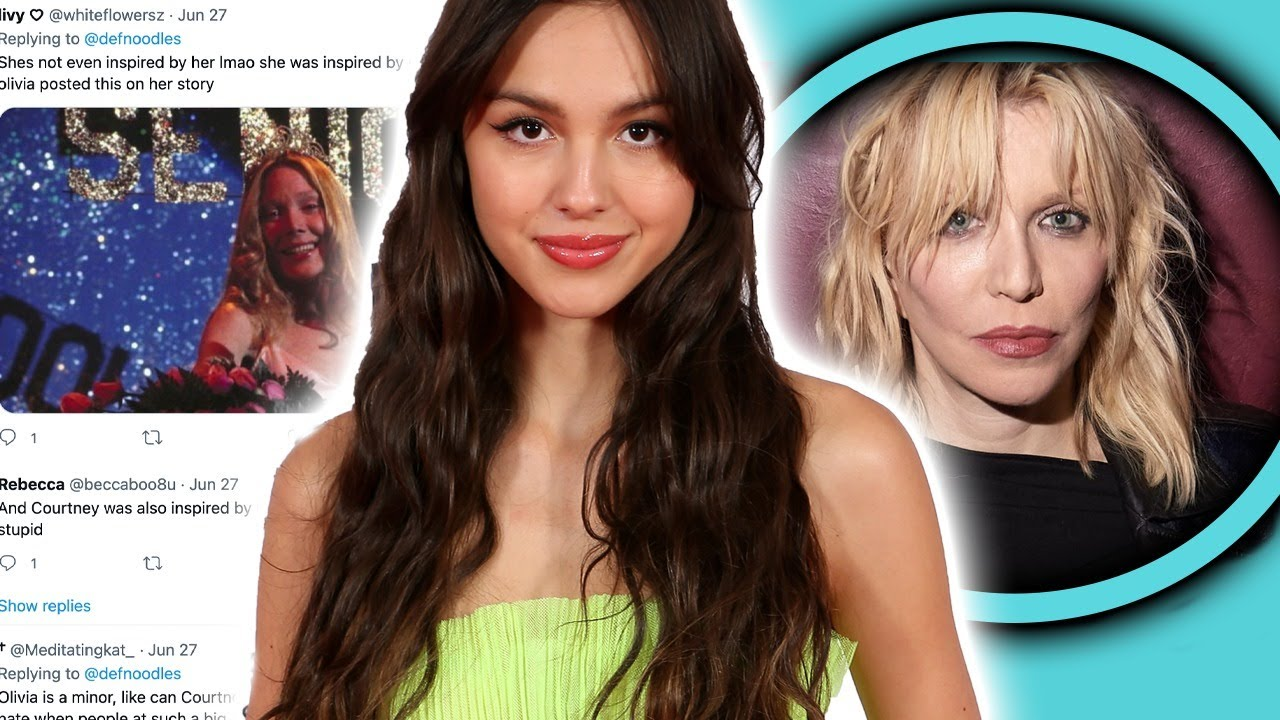 Olivia Rodrigo Addresses Plagiarism Claims!  | Hollywire