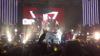 Download STAY WITH ME - Taeyang RISE live in Hong Kong 2015 GD G-Dragon on screen MP3 song and Music Video