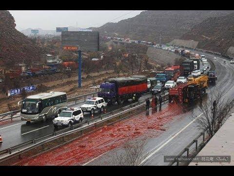 жесткие и страшные МОТО аварии от Car Crash - Видео онлайн