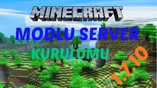 Minecraft Kurulum | Modlu Server 1.7.10