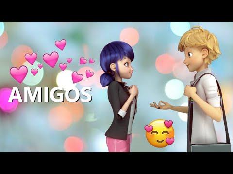 Miraculous Comic-Um mundo colorido #2 Amigos