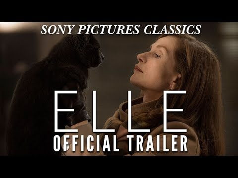 ELLE (2016) Official HD Trailer - Paul Verhoeven