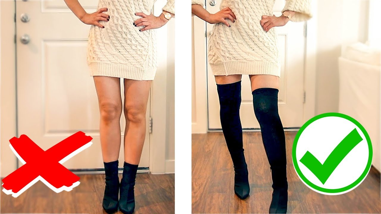 8 important winter clothing hacks that are actually useful fashion style hacks youtube