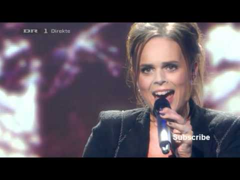 (HD) DK X Factor 2012 Katrine - The Second You Sleep