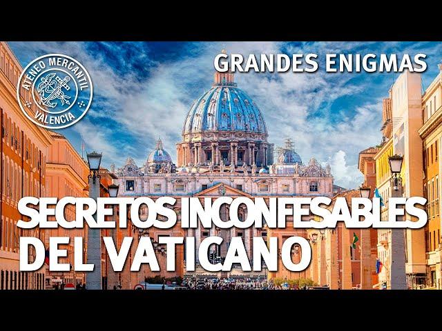 Secretos Inconfesables del Vaticano   Luis Tobajas