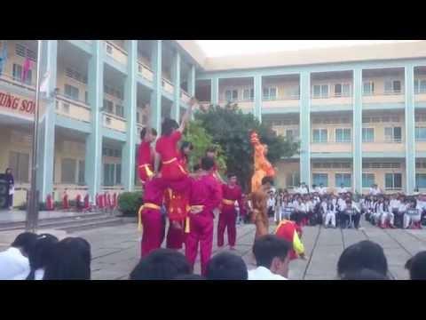Hào khí Việt Nam - THPT Nguyễn Hùng Sơn - cđtnv