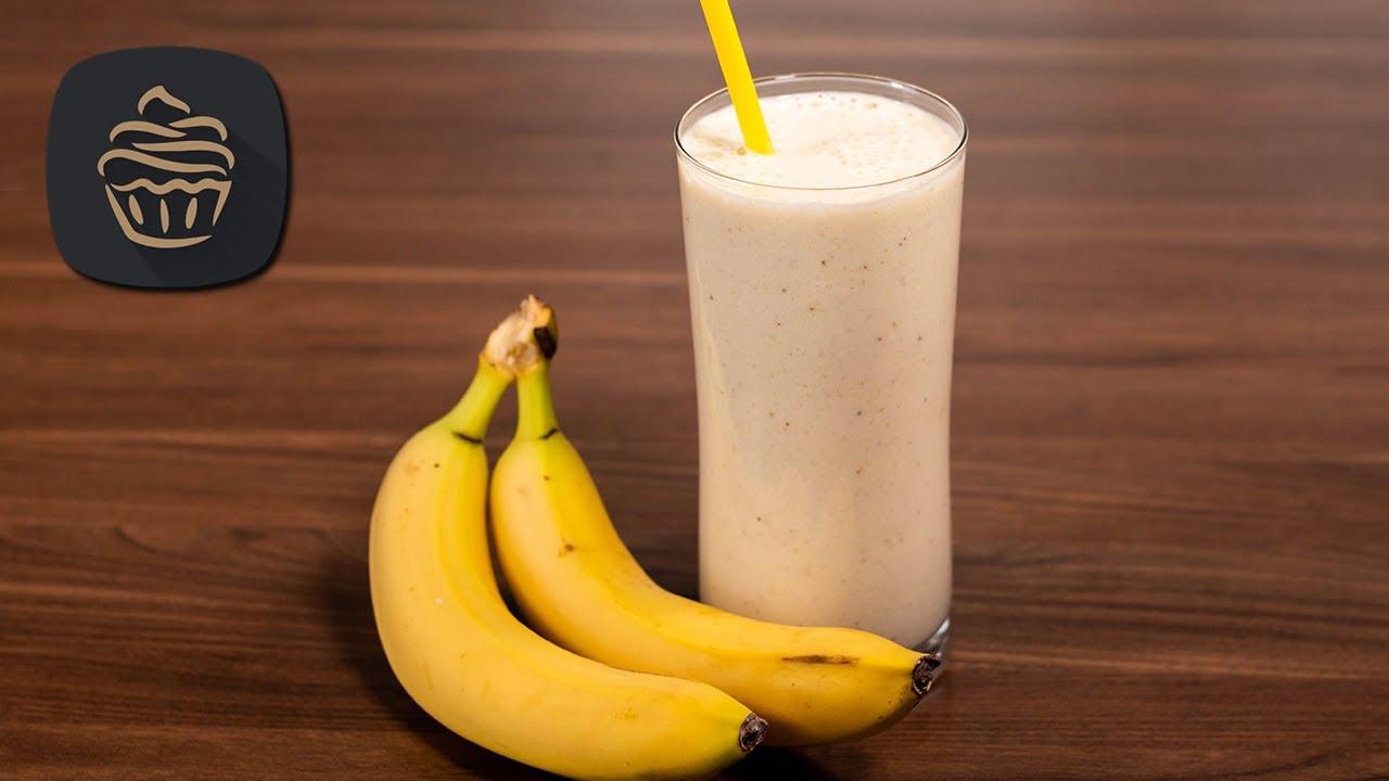 bananenmilch schnell amp einfach ��� alte bananen sinnvoll