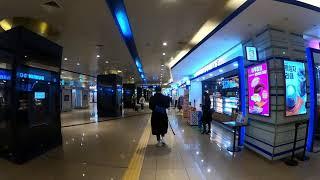 (4K) Afternoon walk at Gangnam…