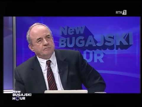 NEW BUGAJSKI HOUR - ISA MUSTAFA 15.12.2016