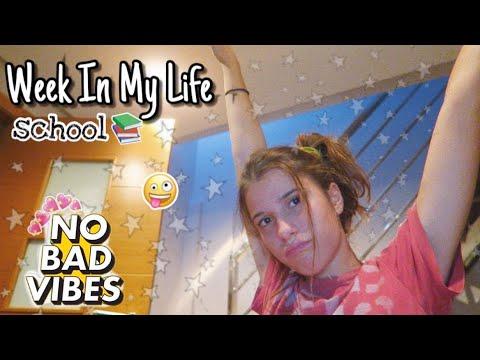 Una Semana en mi Vida  Edición Colegio