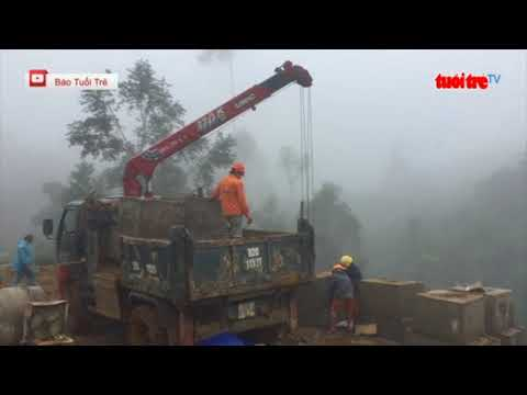 Bringing electricity to remote mountainous areas in central Vietnam