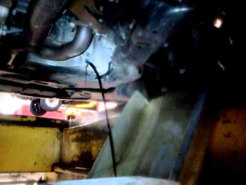 2010 2012 Ford Fusion Sport Oil Change 3 5 Liter Youtube
