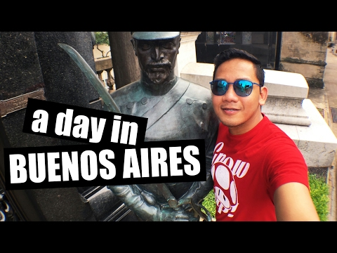 Buenos Aires Travel vacation - City Tour (Filmed with iPhone 6splus)
