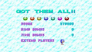Sonic the Hedgehog CD: All 7 Special Stages (+1, Mixed Music, HD)