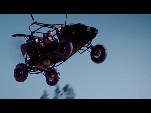 Chris Harris in a flying car!   Top Gear: Series 25