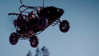 Chris Harris in a flying car! | Top Gear: Series 25