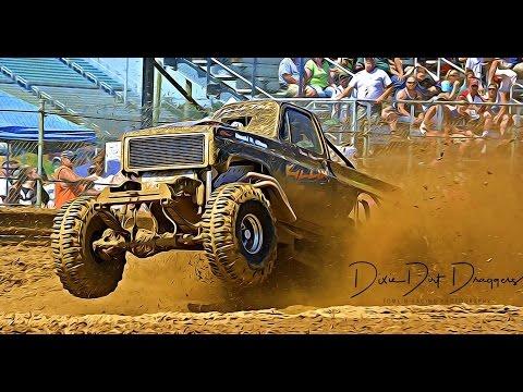 """10th Annual Mud Mayhem """"Unlimited Hill & Hole @ Virginia Motor Speedway"""