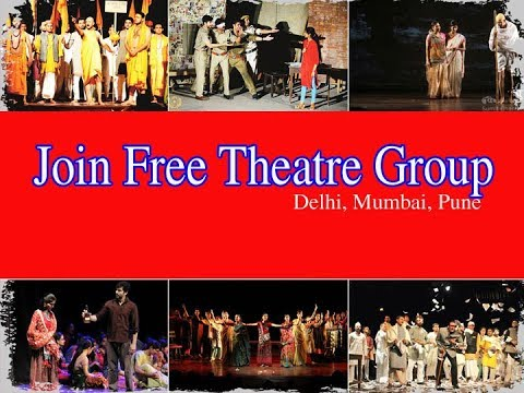 Join Free 6 Theatre Groups। Apply Online
