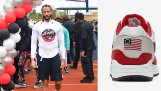 Nike pulls 'Betsy Ross Flag' sneakers after Colin Kaepernick objects