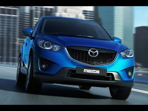 new mazda cx 5 suv 2015 interior and exterior review youtube. Black Bedroom Furniture Sets. Home Design Ideas