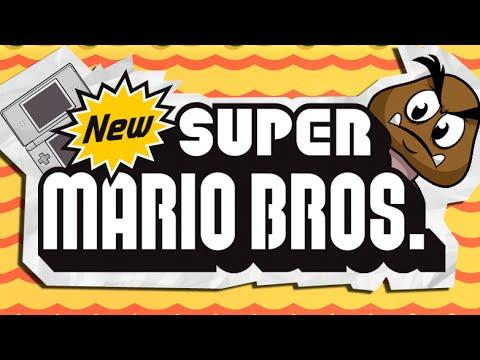New Super Mario Bros - The Lonely Goomba
