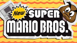 New Super Mario Bros - The Lonely Goomba