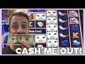 BIG WIN ON BUFFALO GOLD ✧ YOUR WEEKLY DOSE OF CASH ME OUT ✧ SLOT MACHINE CASH OUT STRATEGY