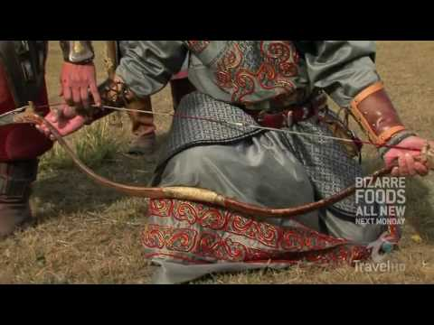 Mongolian Foods 5/5