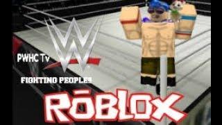 DEAN AMBROSE E HULK HOGAN COMBATTENDO IN ROBLOX!! CON INTRO!! MODIFICATO!! ROBLOX WWE 2K 18!!