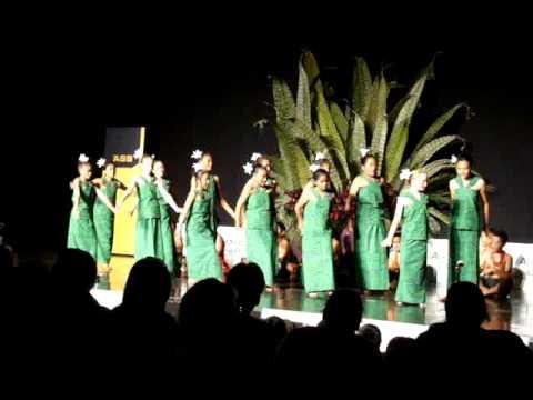 Pacific Islanders-Seniors
