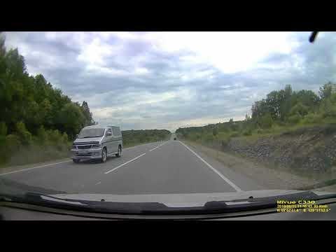 Дорога из Благовещенска в Хабаровск (почти за час).