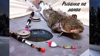 РЫБАЛКА НА ДАМБЕ НОЧЬЮ FISHING ON THE DAM AT NIGHT