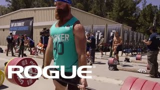 The Ranch Deadlift — The 2016 Crossfit Games