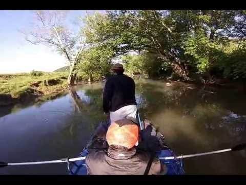 Kentucky musky on the fly youtube for Kentucky out of state fishing license