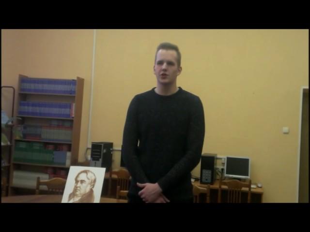 Изображение предпросмотра прочтения – АлексейТеребков читает произведение «Крестьянин и Лисица» И.А.Крылова