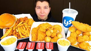 My First Time Trying Long John Silver