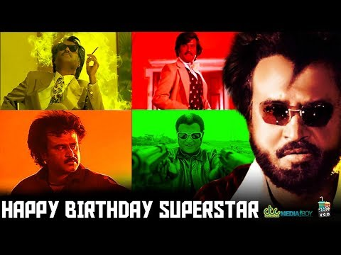 12 Best Roles of Superstar   Birthday Special   Rajinikanth   CTC Media Boy   VCD