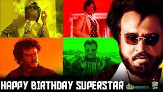 12 Best Roles of Superstar | Birthday Special | Rajinikanth | CTC Media Boy | VCD