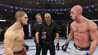 Khabib vs. Dead Funboy (EA Sports UFC 3)