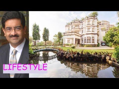 Kumar  mangalam birla lifestyle (425 crores house, cars,net worth)