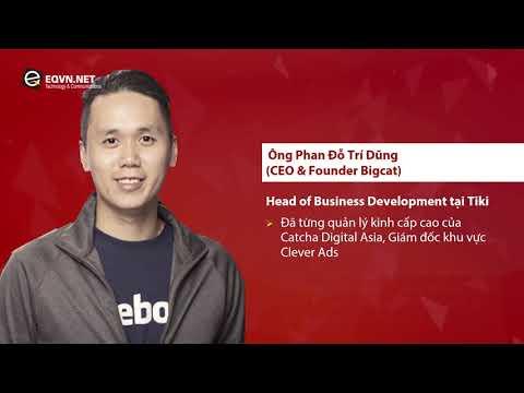 EQVN - Giới thiệu khóa học   Chuyên viên Digital Marketing