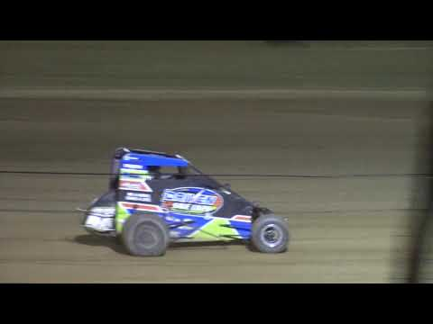 Lincoln Park Speedway Indiana Midget Week A Main Part 2  6-6-19