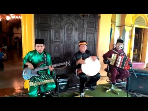 Musik Melayu Deli Di Istana Maimun Medan