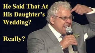 Funniest Ever Father Of The Bride Speech